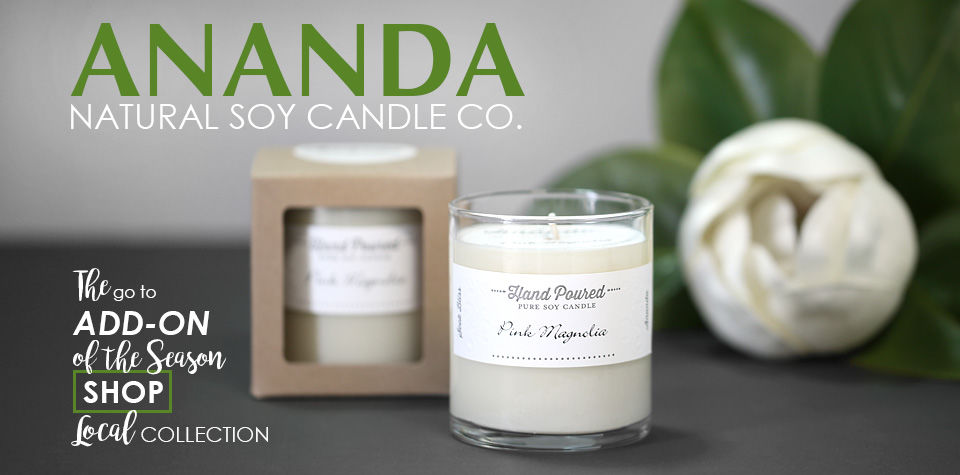 Ananda Candle Home Decor Orlando Local