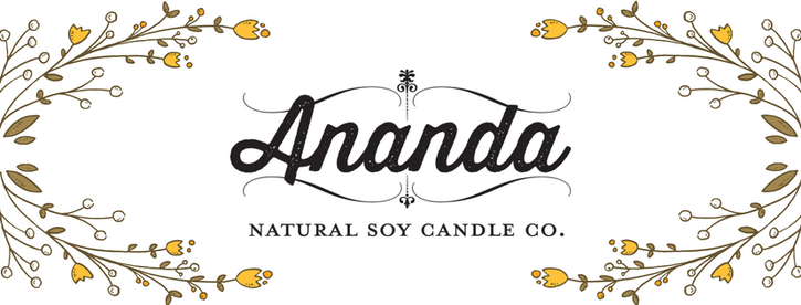 Ananda Soy Candles